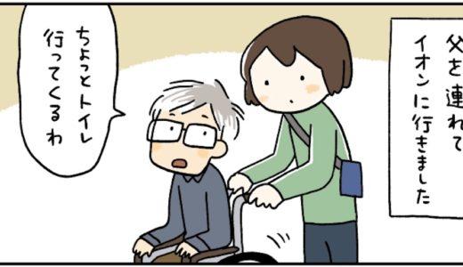 パーキンソン病の父。はじめての車椅子